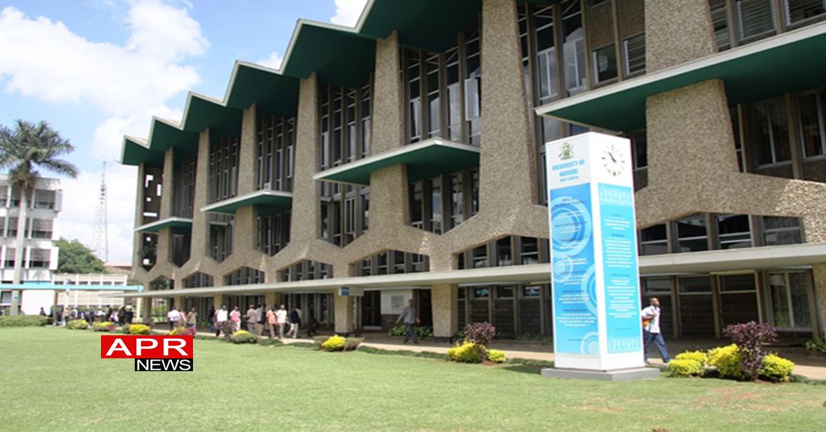 Kenya des universit s l vent des fonds pour la - Residence les jardins de l universite ...